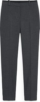 Pair these Mango suit trousers with a feminine blouse and classic brogues for a smart office vibe.