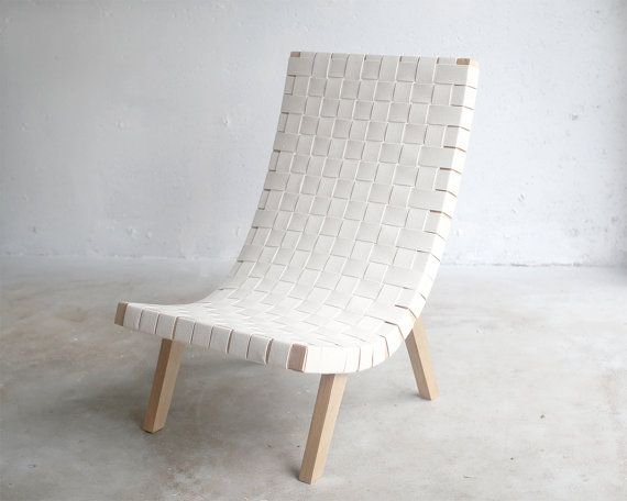 Hey, I found this really awesome Etsy listing at https://www.etsy.com/listing/208299440/modern-wood-lounge-chair-with-cotton