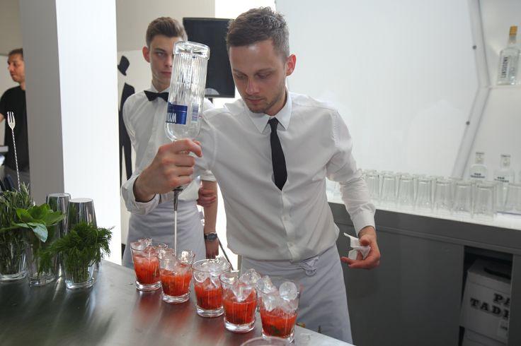 Konferencja w Koneserze - Zapowiedź otwarcia Muzeum Polskiej Wódki