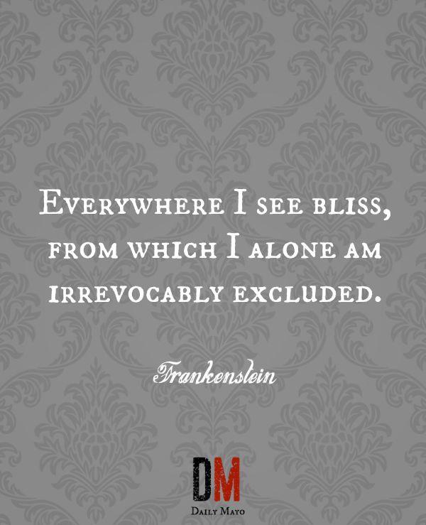 Frankenstein Creature Quotes: Best 20+ Frankenstein Quotes Ideas On Pinterest