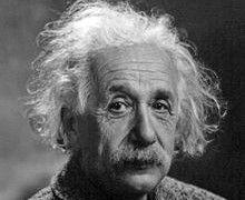 Albert Einstein quote, the game of life. • ALLLiN!N Magazine.
