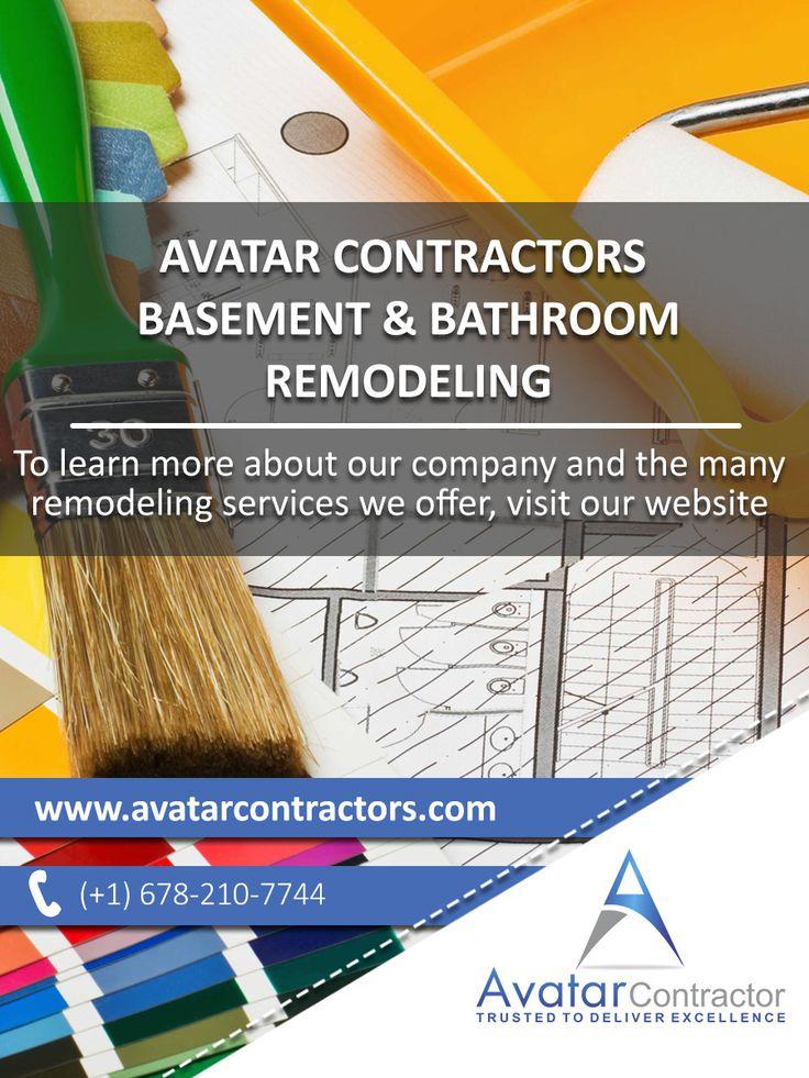 Unique Basement Construction Contractor