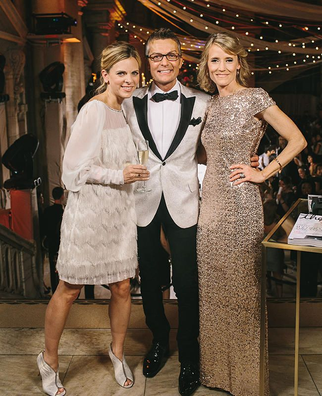 It S Always A Party With Rebecca Say Yes To The Dress Star Randy Fenoli And