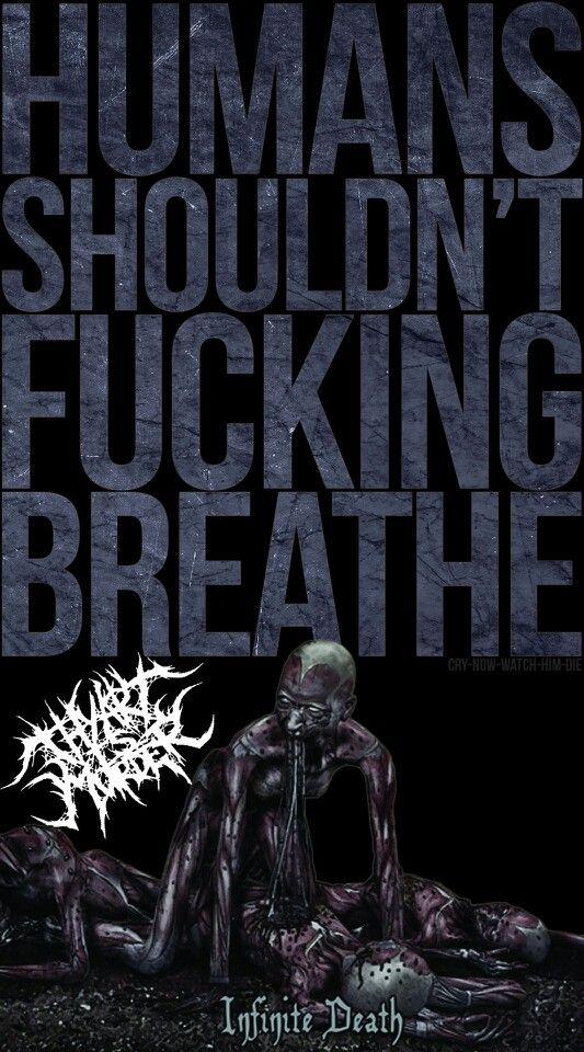 Thy art is murder breeding bacteria taim