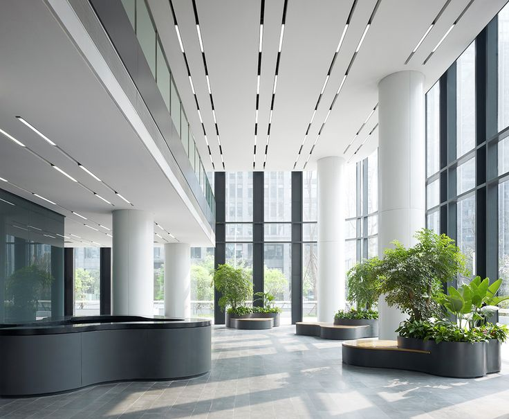 17 best ideas about office lobby on pinterest reception for Architecture firms mississauga