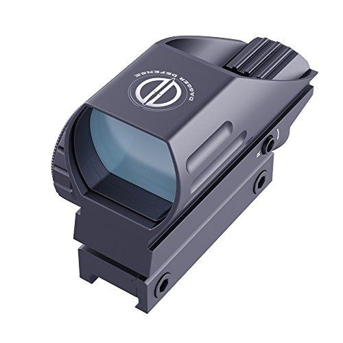 Dagger Defense DDHB Red Dot Reflex sight, Reflex sight optic and substitute for holographic red dot sights - tacticaltanner