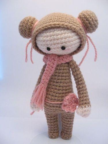 """""""handmade amigurumi doll"""""""