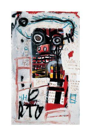 Jean-Michel Basquiat, Prints and Posters at Art.com