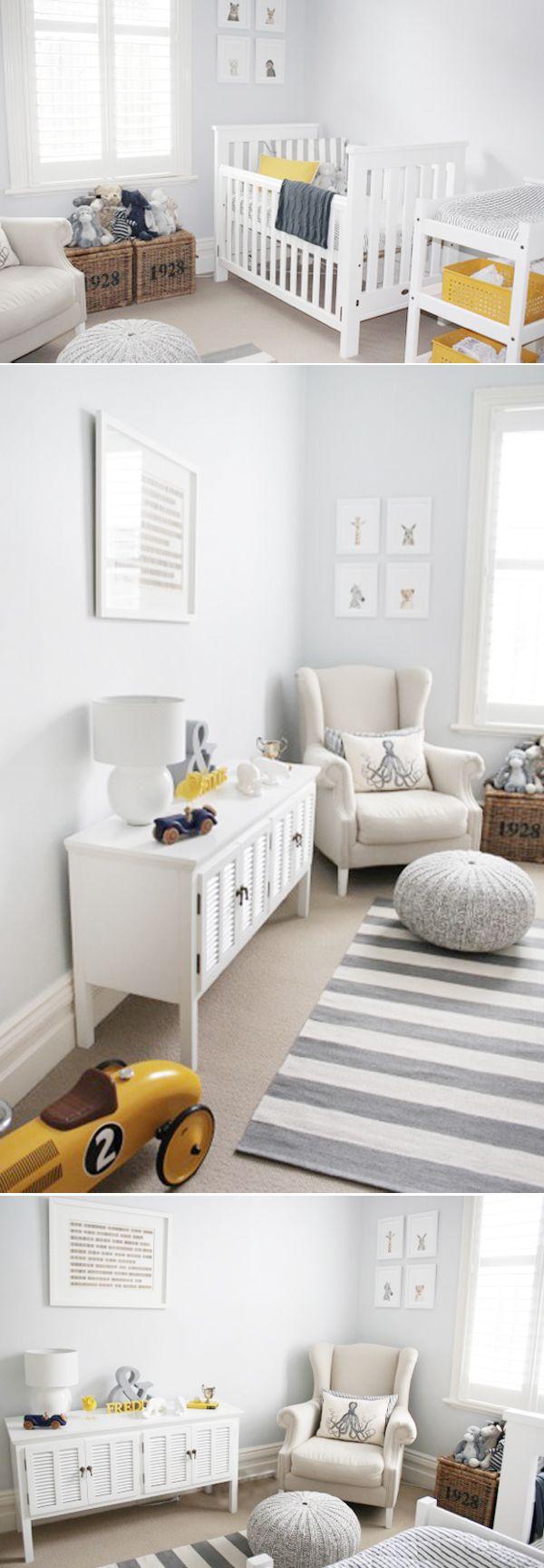 Oltre 25 fantastiche idee su camerette per neonato su for Decorare stanza neonato