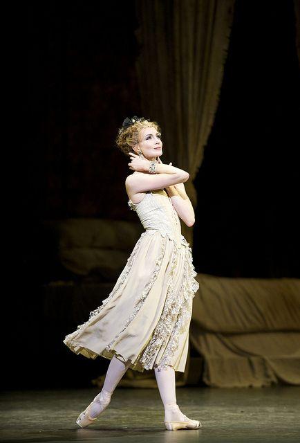 "Lauren Cuthbertson in ""Manon"" (Royal Ballet)"