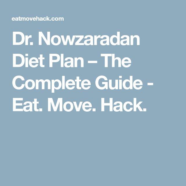 Dr. Nowzaradan Diet Plan – The Complete Guide - Eat. Move. Hack.