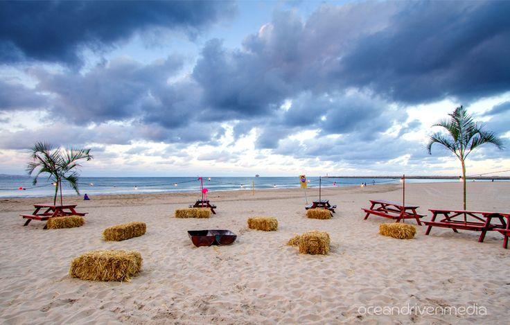 Durban Harbour Beach