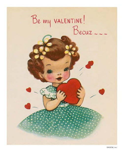 26 best vintage valentines day cards images on pinterest take a look at these recently discovered vintage valentines day cards from the and found in american greetings valentines day card vault m4hsunfo