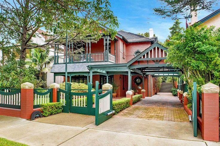 Recently sold home - 10 Balfour Road - Rose Bay , NSW