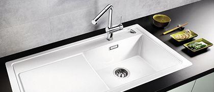 blanco.de - Spülen, Küchenarmaturen und Abfalltrennsysteme