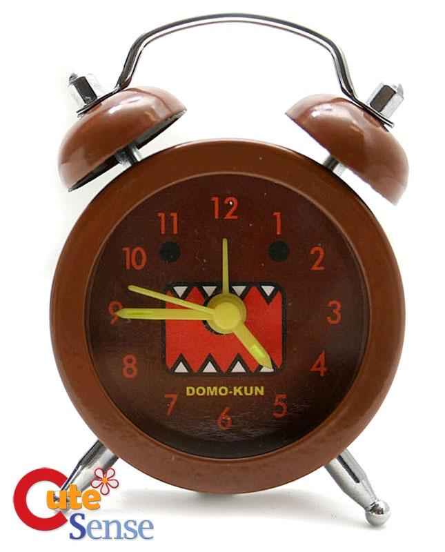 Domo Kun Mini Table Alarm Clock