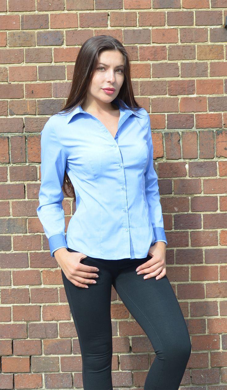 bayramo.de: Beliebte Damen Business Bluse! Business Looks und Jeans Hosen online kaufen!