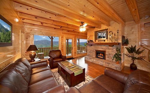 78 best images about rustic fireplace designs on pinterest for 7 bedroom cabins in branson mo