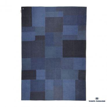 1000 ideen zu denim teppich auf pinterest patchwork denim steppdecken und recycelte denim. Black Bedroom Furniture Sets. Home Design Ideas