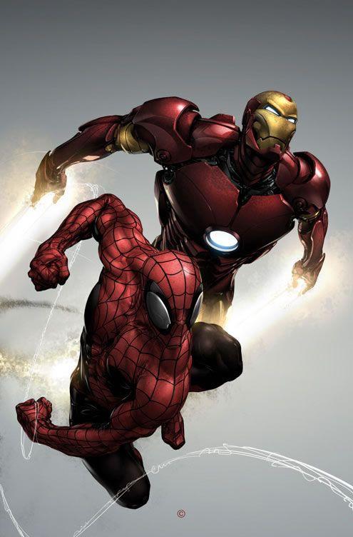Superman / Iron Man