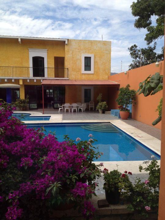 Hotel Oxaca Dorado in Oaxaca de Juárez, Oaxaca