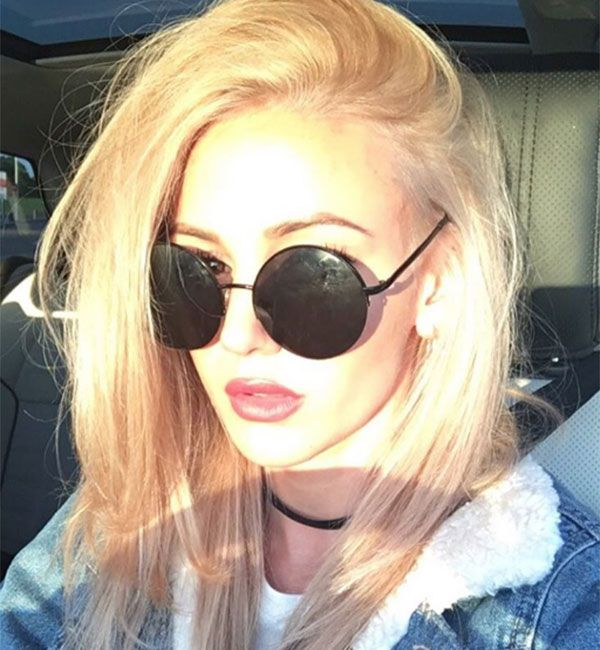 great blonde shade