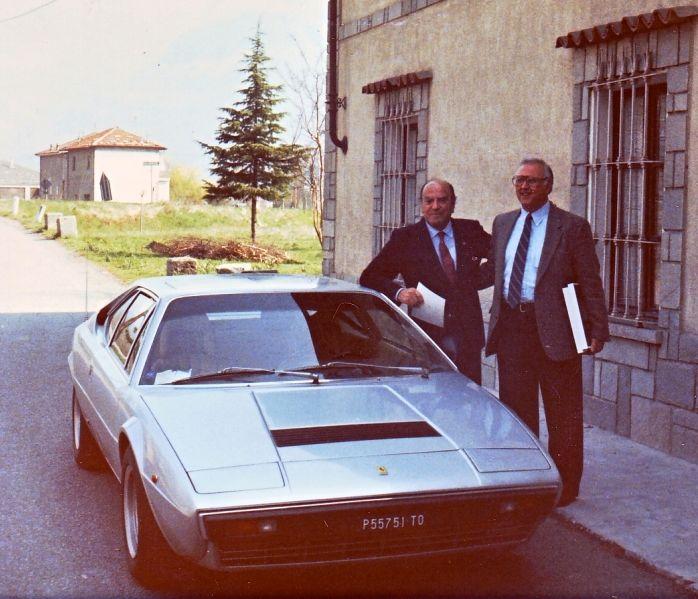 FERRARI 308 GT4 AND BERTONE
