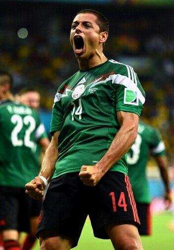 Chicharito  Mexico vs Croatia