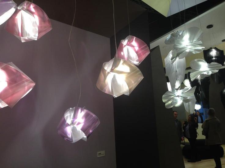 Euroluce 2013 - Gemmy Prisma Color - Etoile
