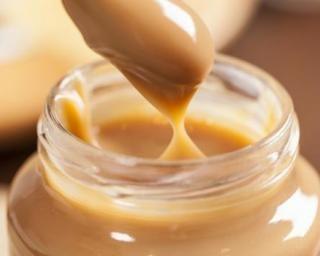 Confiture de lait sans sucre à tartiner