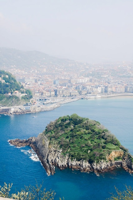 San Sebastian, Spain --> Always a special place in my heart for this city <3 #studyabroad