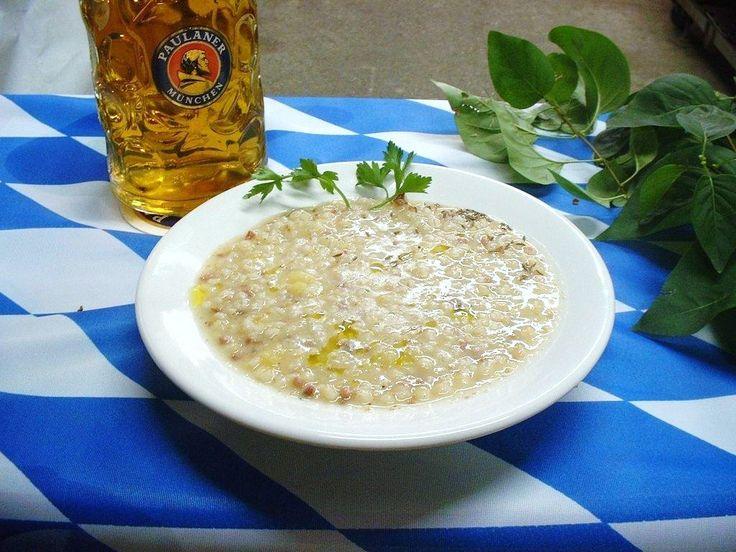 Zuppa d'Orzo - OrtonenFest