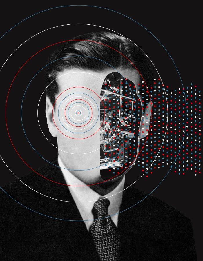 Artificial intelligence (2017) Art Print by Matthieu Bourel / Ek Dojo | Society6