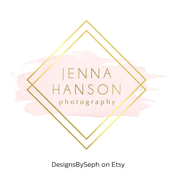 Watercolour Business Card Affiliate Customize Adobe Photoshop