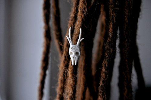 Antlers III. - korálek do dreadů