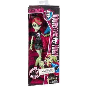 Monster High, Venus Mcflytrap. 24.99$ Achetez-le info@laboiteasurprisesdenicolas.ca 450-240-0007