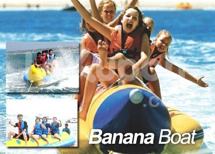 Voucher Wisata : Enjoy Your Holiday with Water Sport Games in Bali Starting from Rp 59.000 by. LaKupon.com