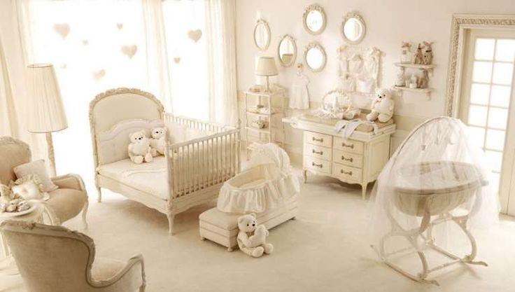 Arredare la camera di un neonato (Foto)   Designmag