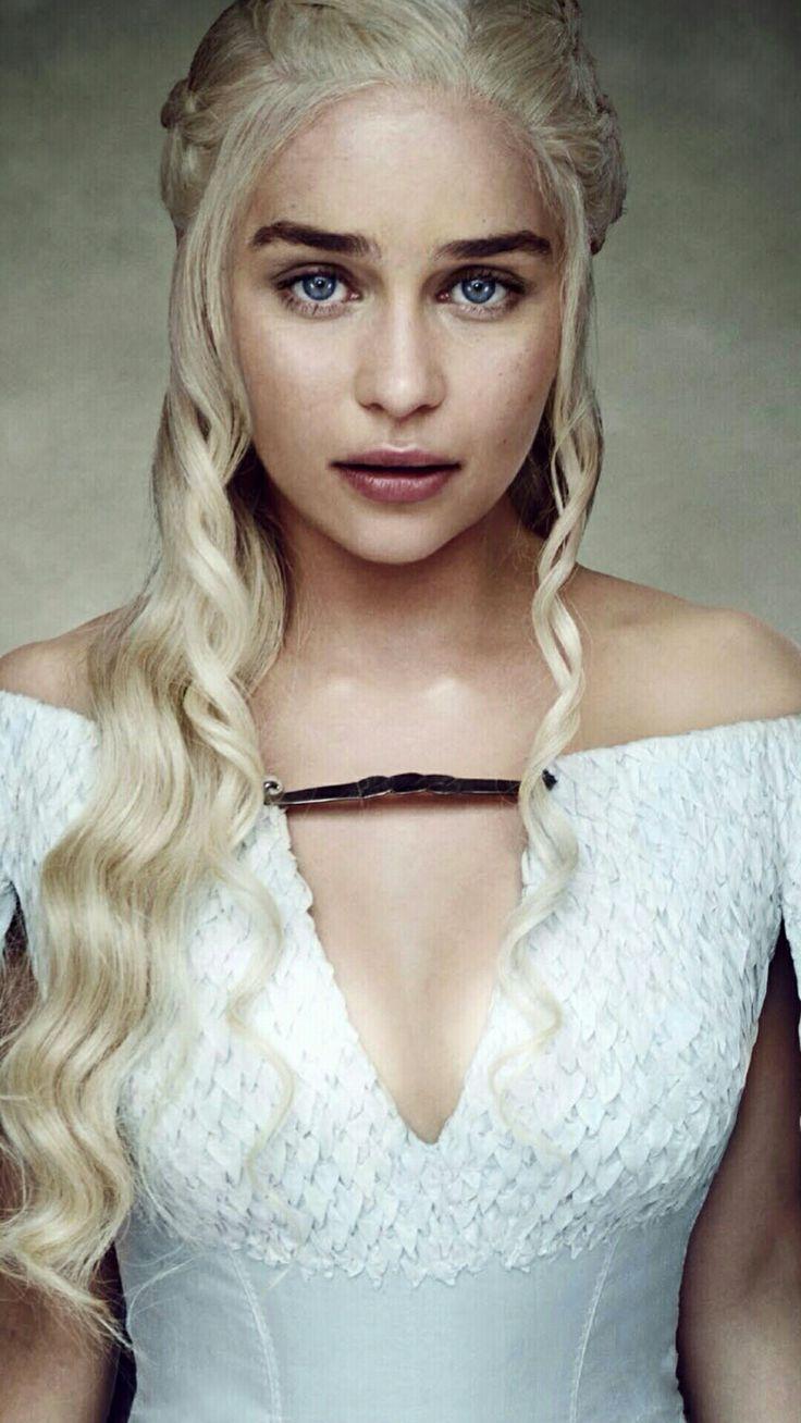 Emilia clarke on Pinterest