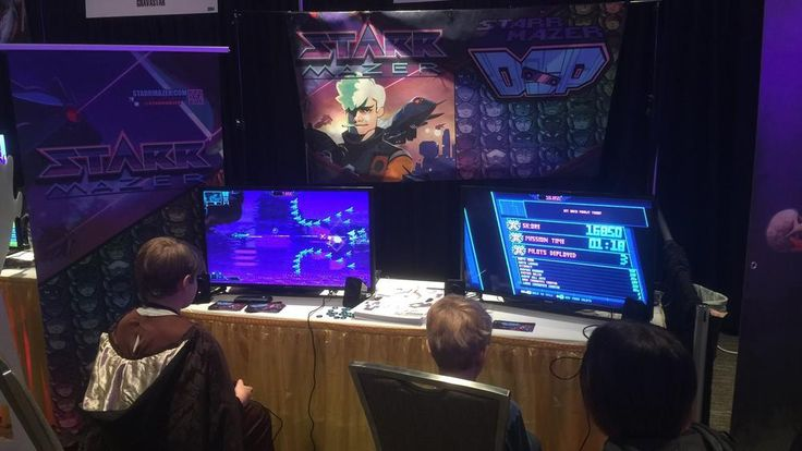 SK:ORE Attack! Starr Mazer: DSP's First Steam Early Contest Ends Today, 5 P.M. PDT