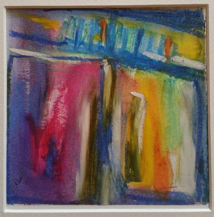 Enjoy Series N 3 Abstract art by Barbara Reale  #abstractart #abstractlandscapepainting  #abstractartist  #colorfieldpainting #contemporaryabstractart  #contemporaryart  #intuitiveart #abstraction  #homedecor #abstractpainting  #abstractsartwork #artwoekonpaper #artonpaper #abstractlandscape  #happyartistmovement  #creativity  #gesturalabstraction #womenartist