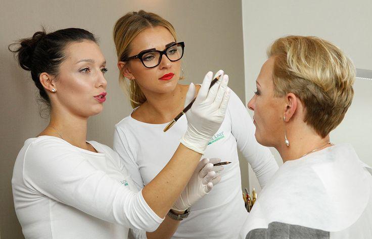 Szkolenie Long-Time-Liner, kurs makijażu permanentnego, Licencja I, wrzesień 2016