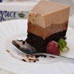 Tort duo chocolat Delaco Grace cheesecake finedesserts easydessert cake cakes bucatareselevesele