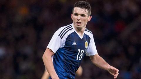 John McGinn has Scotland future while at Hibs - Gordon Strachan