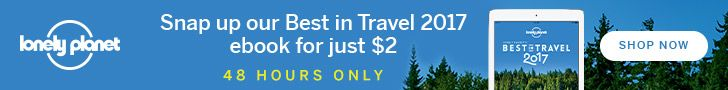 New Offers and Deals: 2/2 Guides SALE at Lonely Planet  SHOP NOW  Lonely Planets experts have travelled far and wide to find the top 10 countries cities and regions to visit in 2017.  And for 48 hours  starting Friday 10th March  you can snap up their suggestions for a bargain price.  So what are you waiting for?  Get over 200 pages of travel inspiration for just 2/2 and make it a year to remember.  Save  The post 2/2 Guides SALE at Lonely Planet appeared first on EDEALO…