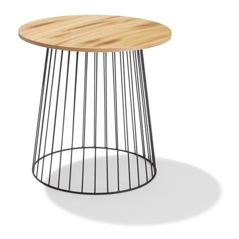 Wire Table - Natural   Kmart