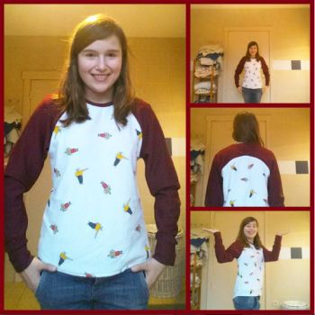 Bethouia sweater made by xcocolienx.wordpress.com