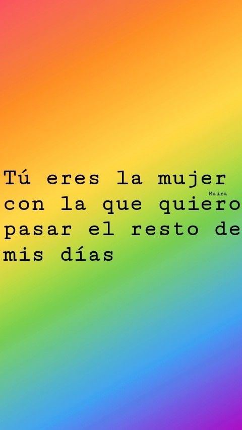 A mi lado o en mi mente. Lgbt Love, Lesbian Love, Frases Lgbt, Jhon Green, Couple Quotes, Spanish Quotes, Give Thanks, Mood Quotes, Peace And Love
