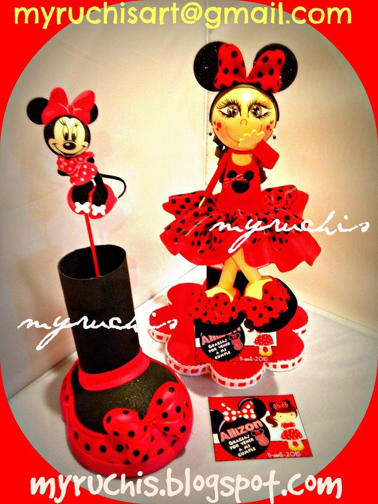 26 best fiesta mickey y minnie images on pinterest - Fiestas infantiles ideas ...