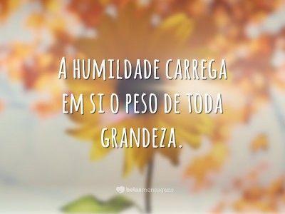 Frases sobre Humildade 6602